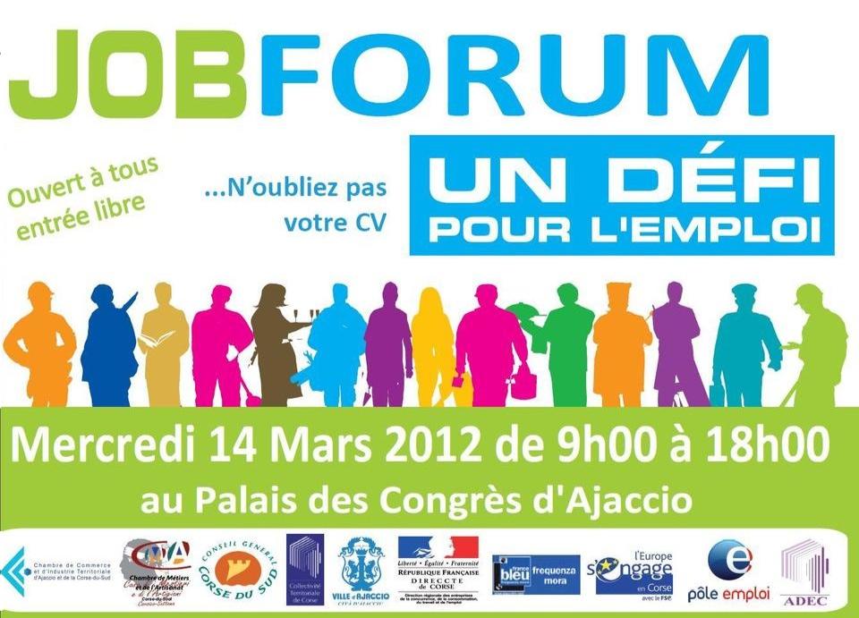 JobForum 2012